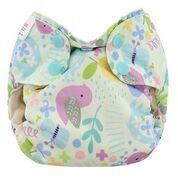Blueberry Newborn Simplex All in One Nappy