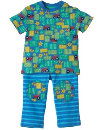 Frugi Play Days Outfit Farm Days