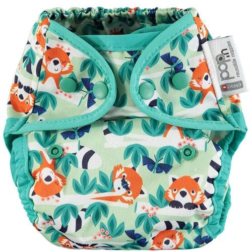 **New Prints** Close Parent Pop-In Bamboo Nappies - Poppers