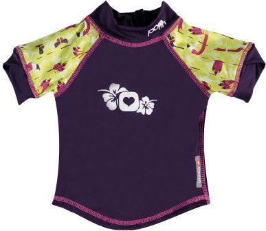 Close Parent Swim Rash Vest