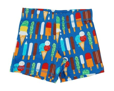 Duns Shorts Blue Ice Cream