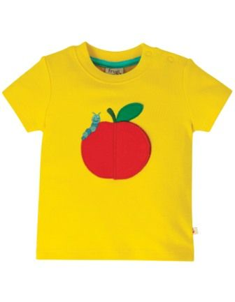 Frugi Apple Playdate Tee