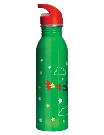Frugi Dragon Large Splish Splash Bottle