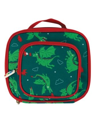 Frugi Dragons Pack a Snack Lunch Bag