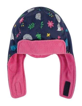 Frugi Hedgehogs Explorer Hat
