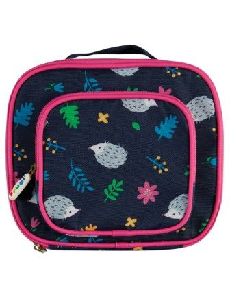 Frugi Hedgehogs Pack a Snack Lunch Bag