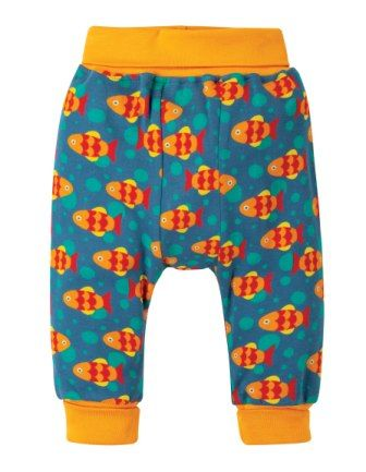Frugi Koi Joy Parsnip Pants