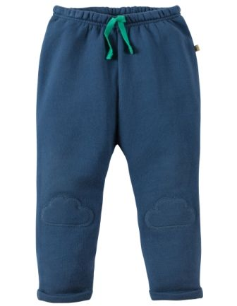 Frugi Playtime Kneepatch Crawlers Navy