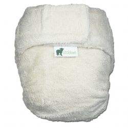 Little Lamb Cotton Fitted Nappy