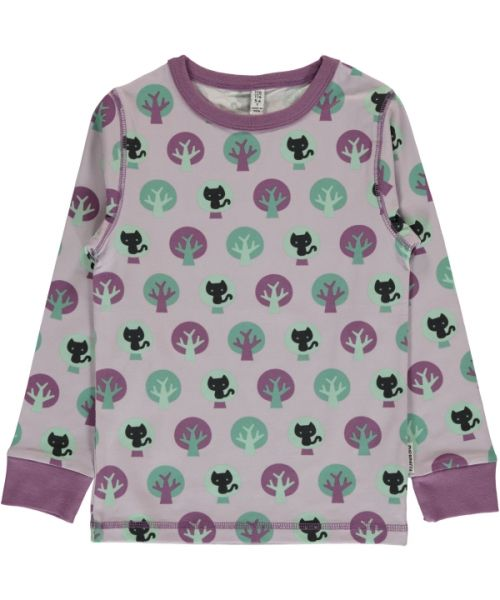 Maxomorra Long Sleeve Top Park