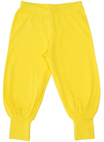 More Than a Fling MTAF Baggy Pants Yellow