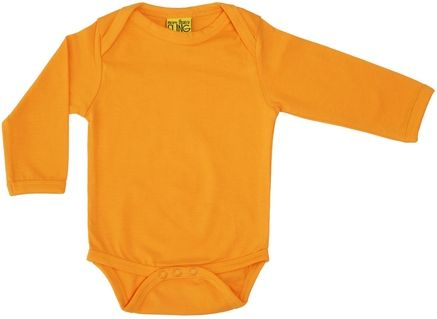 More Than a Fling MTAF Long Sleeve Body Orange
