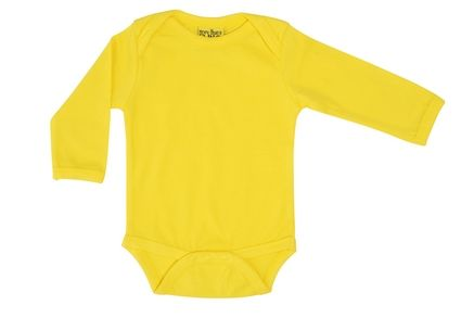 More Than a Fling MTAF Long Sleeve Body Yellow