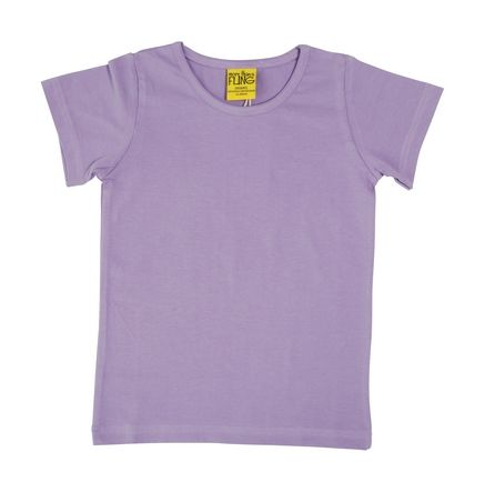 More Than a Fling MTAF Short Sleeve Top Medium Violet