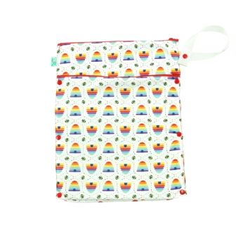 Tots Bots Wet and Dry Double Wet Bag